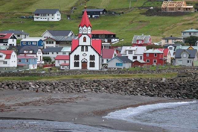 Feröer-szigetek