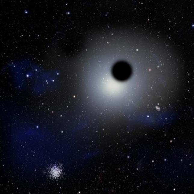 Gyorsabban nőnek a fekete lyukak