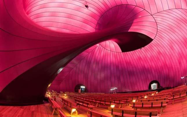 Felfújható koncertterem