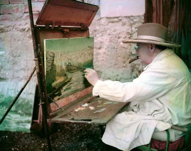 Festő hírességek