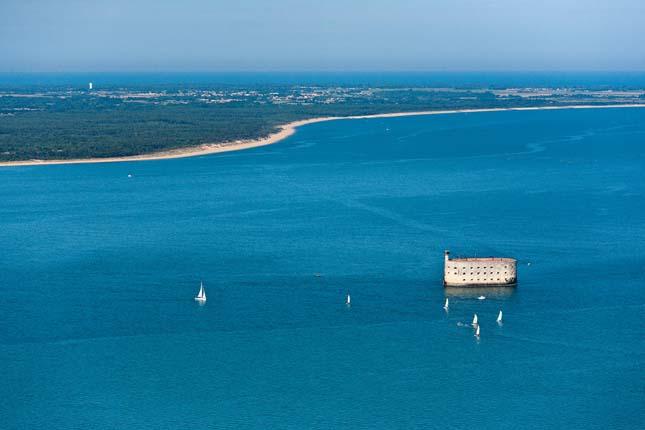 Fort Boyard tengeri erőd