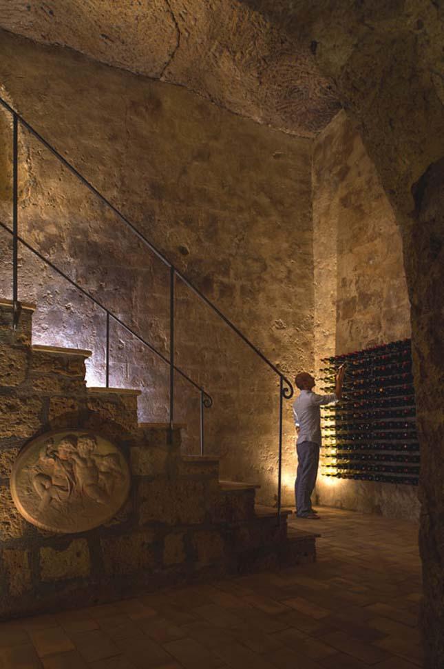 Patrizio Fradiani háza, Bagnoregio
