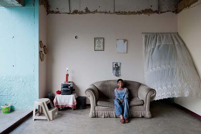 A venezuelai függőleges nyomortelep
