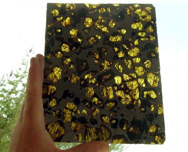 Fukang meteorit