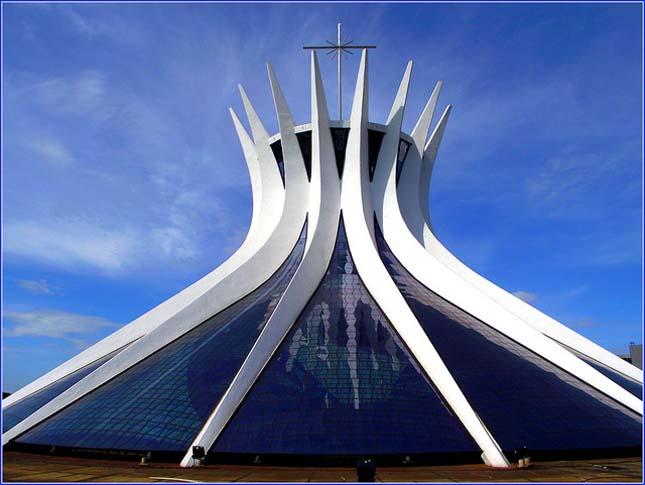 Szokatlan templomok
