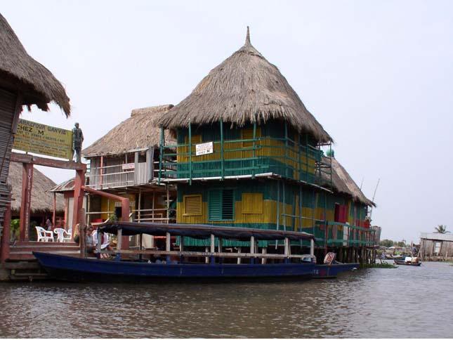 Benin, Ganvié