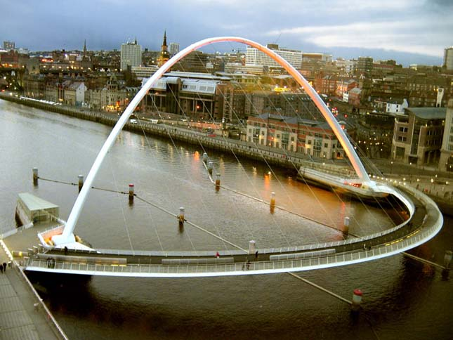Gateshead Millenium híd