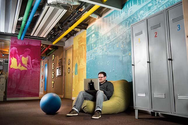 Google budapesti irodája