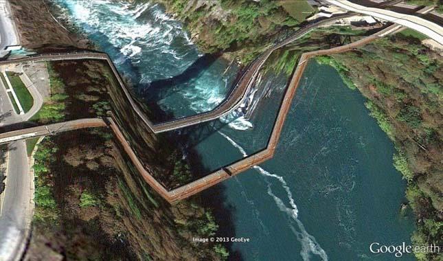 google föld térkép Szürreális világ a Google Earth képein | Érdekes Világ google föld térkép