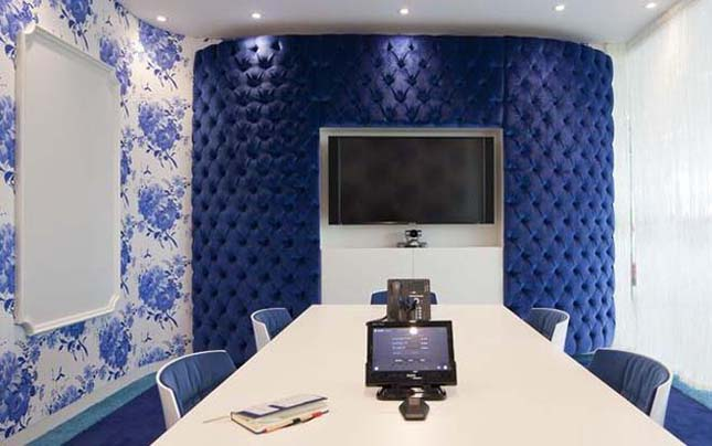 Londoni Google irodaház