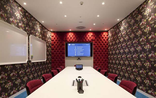 A Google londoni irodája, Anglia