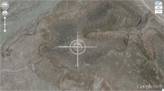 Furcsa és érdekes Google maps képek