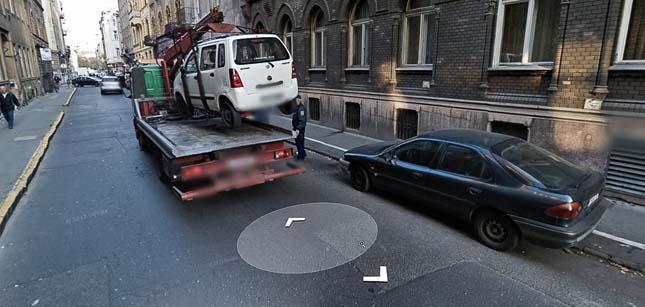 google térkép utcakép Jelenetek a magyaroszági Google Street View ból | Érdekes Világ google térkép utcakép