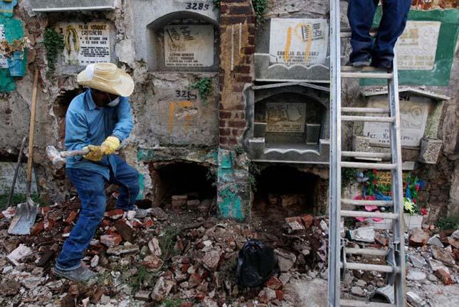 Guatemalai temető