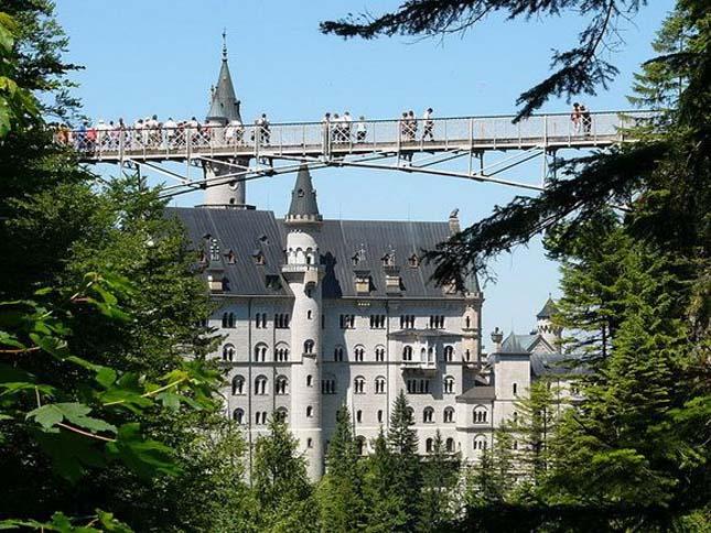 Marienbrücke híd, Németország