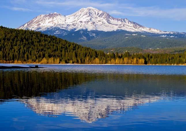 Shasta-hegy, USA