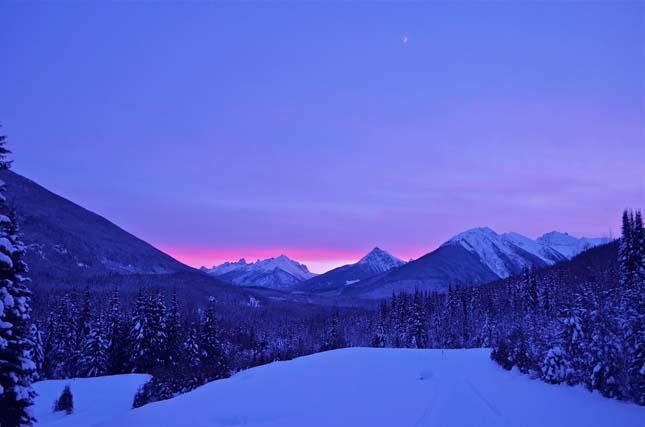 Kanadai Sziklás-hegység