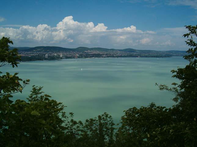 Habzik a Balaton