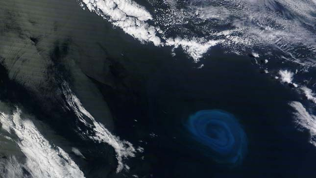 Halálzónák az Atlanti-óceánban