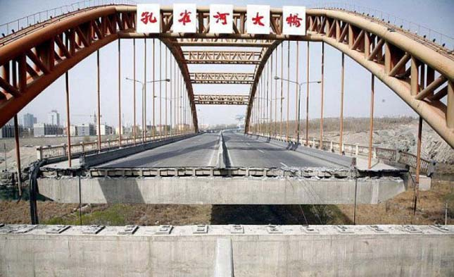 Kínai hírdbalesetek