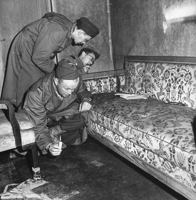Hitler bunkere