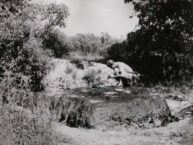 Hoba meteorit, a világ legnagyobb meteoritja