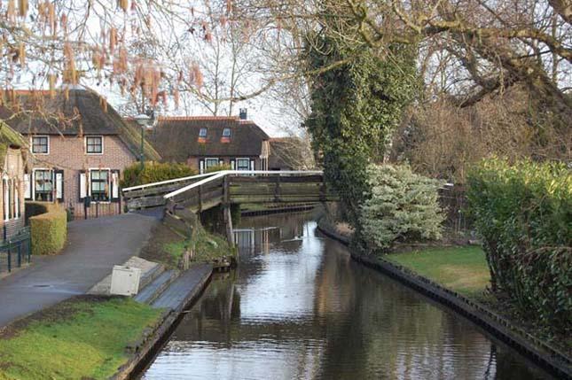 Giethoorn, a holland Velence