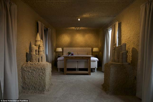 Homok hotel