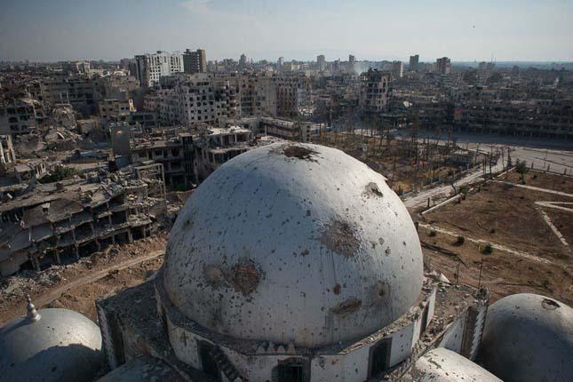 Homsz város