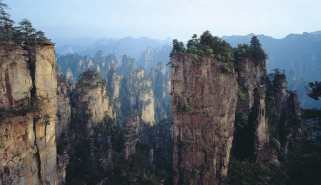 Huang-san, Sárga-hegy