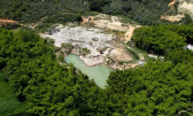 Illegális bányászat