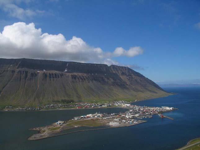 Isafjordur repülőtere