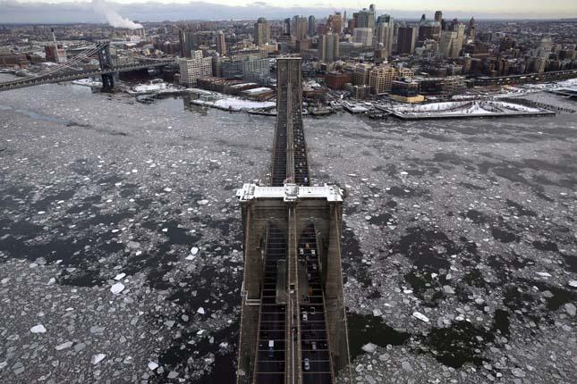 Tél New Yorkban