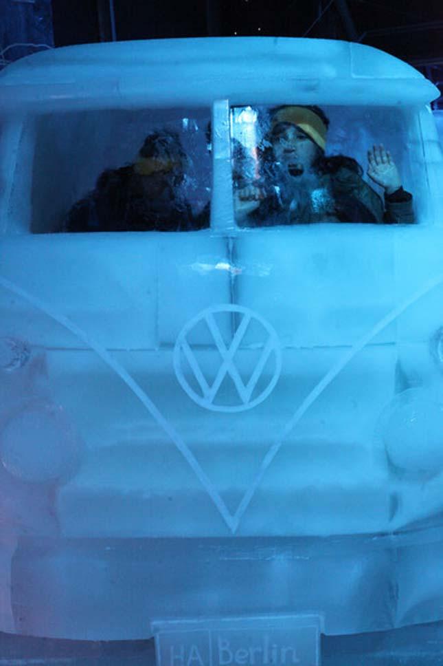 Jégszobrok