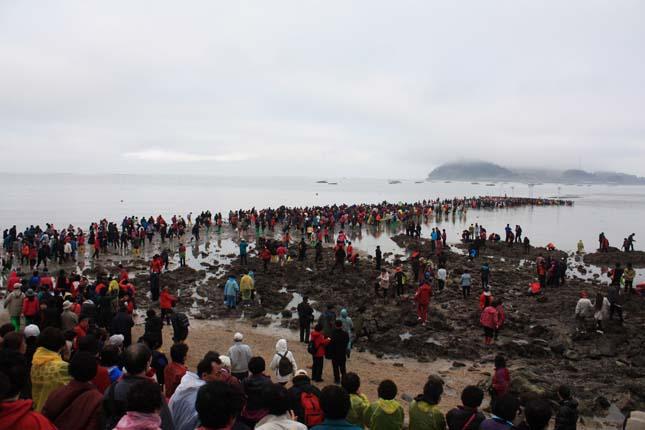 Jindo sziget csodája