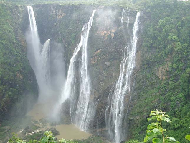 Jog-vízesés, India