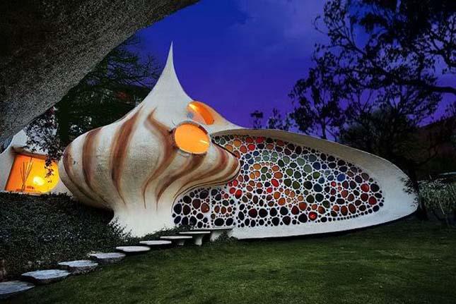 Kagylóház Mexikóvárosban