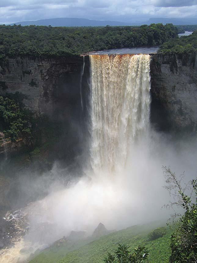 Kaieteur-vízesés