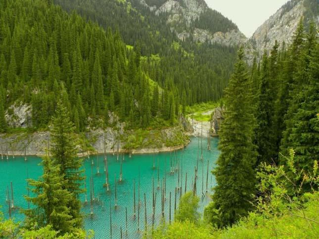 Kaindy-tó