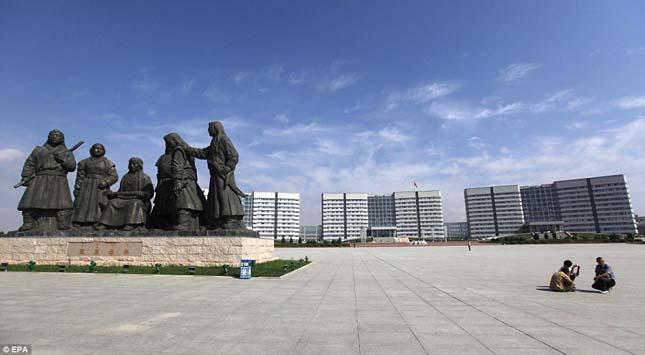 Kangbashi, Kína