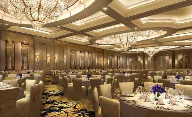 Kastélyhotel Kínában
