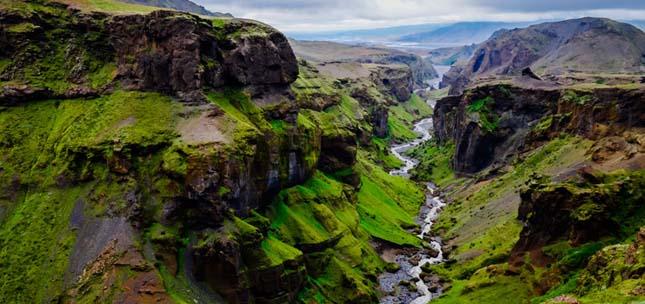 Þingvellir-mező, Izland