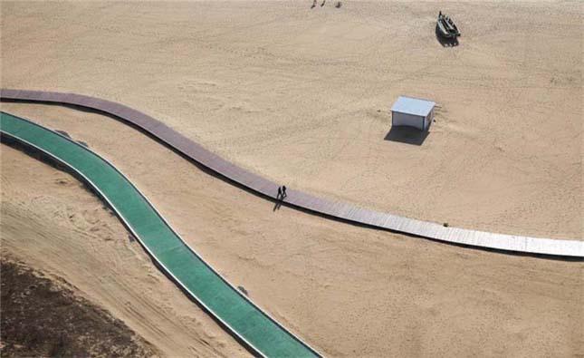 Kína leghosszabb sétánya