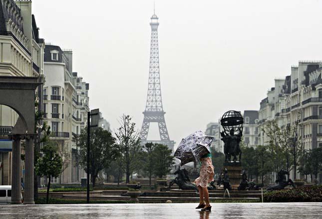Tianducheng, a kínai Párizs