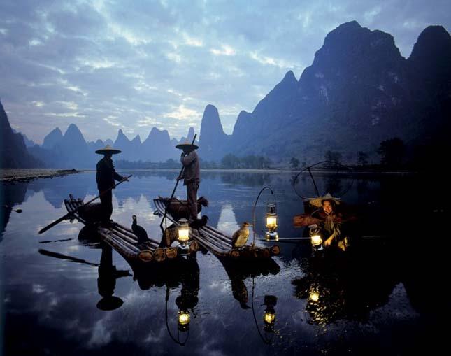 Komoránhalászat