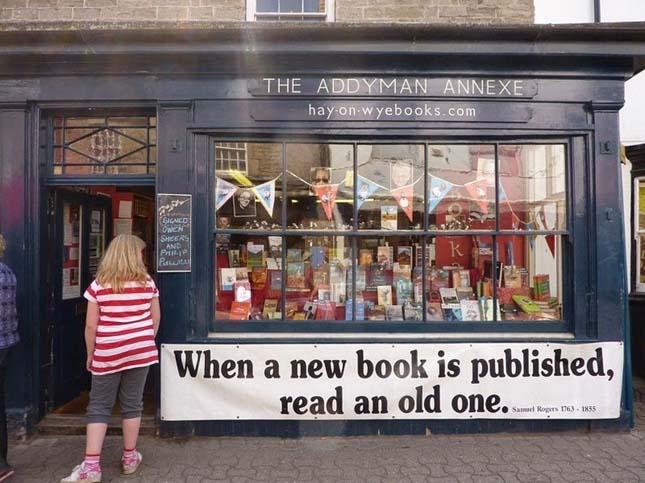 A könyvek városa