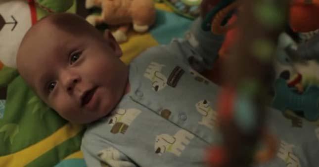 Koraszülött baba