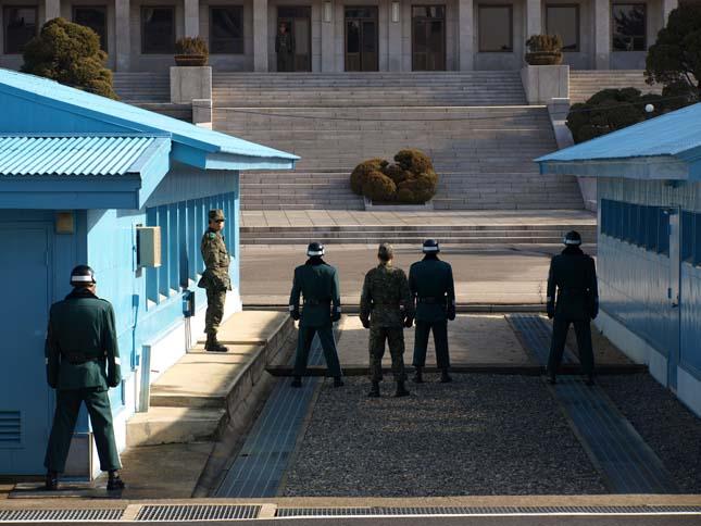 Demilitarizált övezet, Korea
