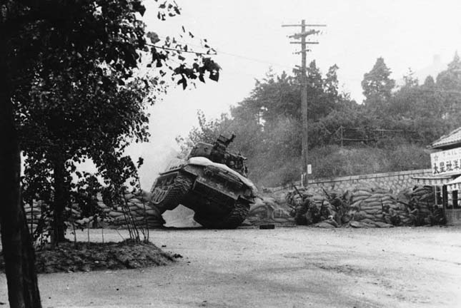 Koreai háború