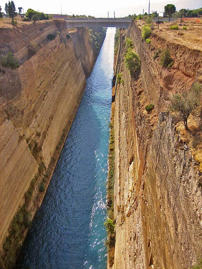 A Korinthoszi-csatorna